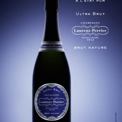 Dégustation autour du Champagne Laurent Perrier